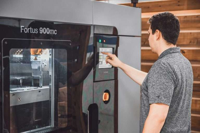 Valiant TMS - Additive Manufacturing Lab - 3D Printing Technician
