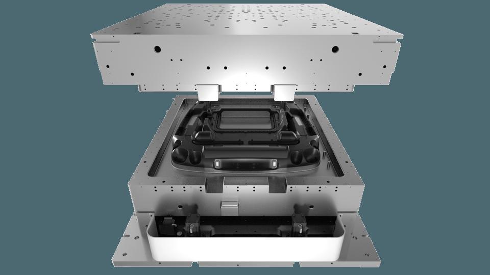 Valiant TMS - Mold - Heavy Equipment Component