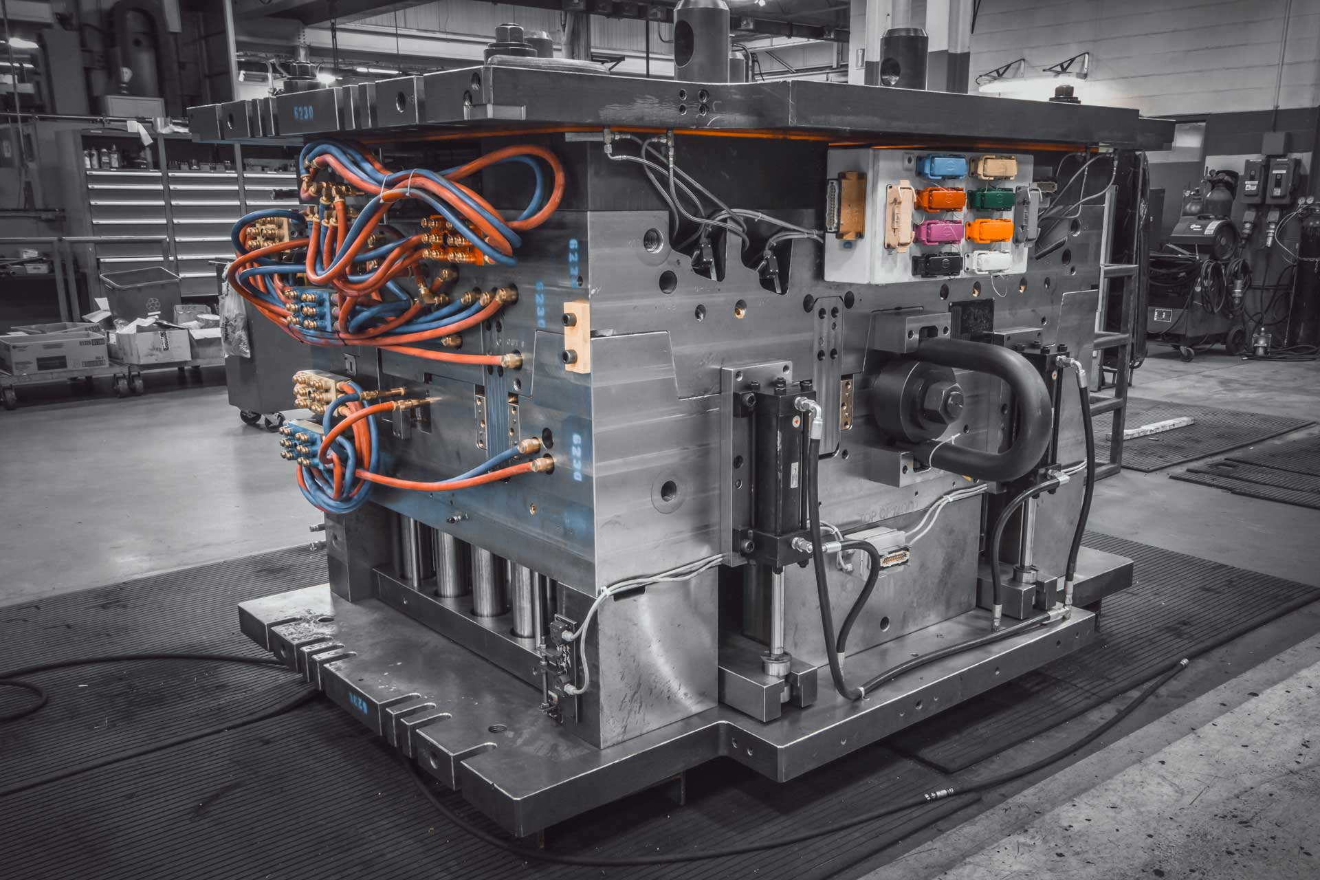 Valiant TMS - Mold - Automotive