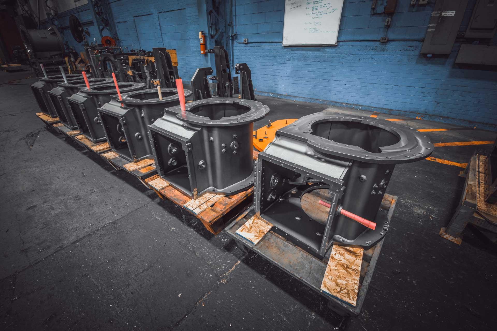 Valiant TMS - Valco - Transmission Cases for Heavy Equipment
