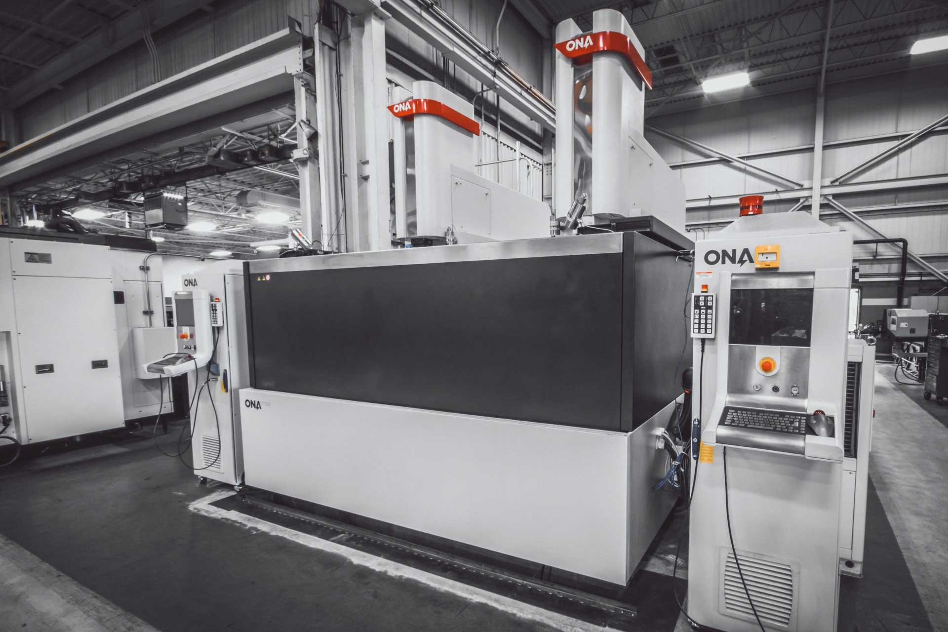 New Twin Head EDM at Tool & Mold | Valiant TMS