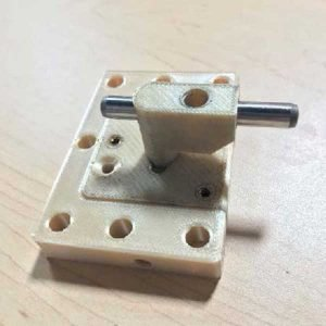 3D Printed Door Setting Fixture