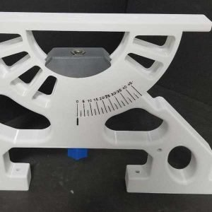 3D Printed Portable Hot Wire Cutter Structure