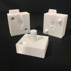 3D Printed Prototype Seal Mold