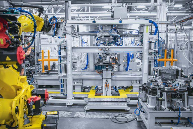 Valiant TMS - Automotive Powertrain - Torque Converter Leak Test Cell