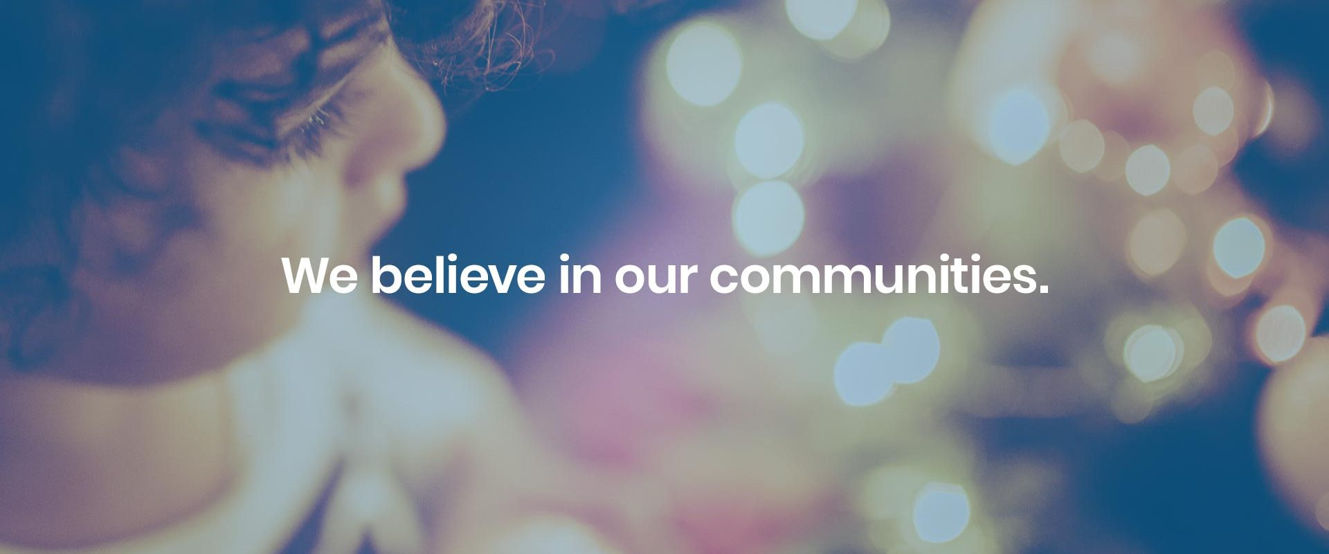 Valianttms We Believe Communities
